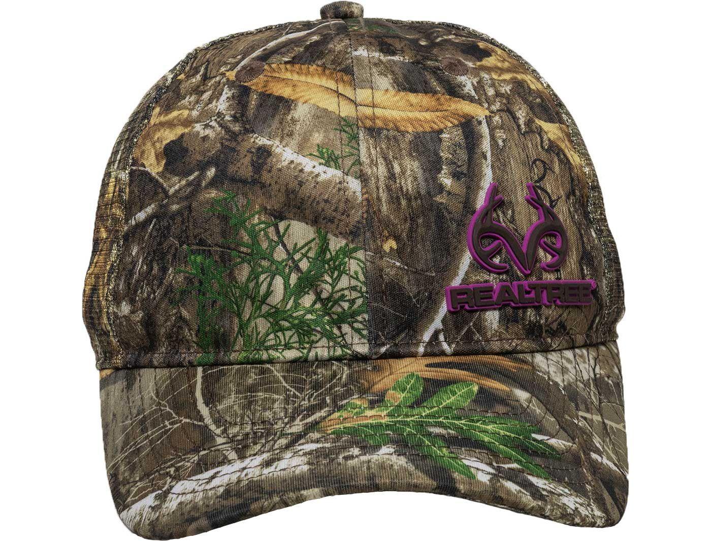 Outdoor Cap Women's Realtree Logo Hat