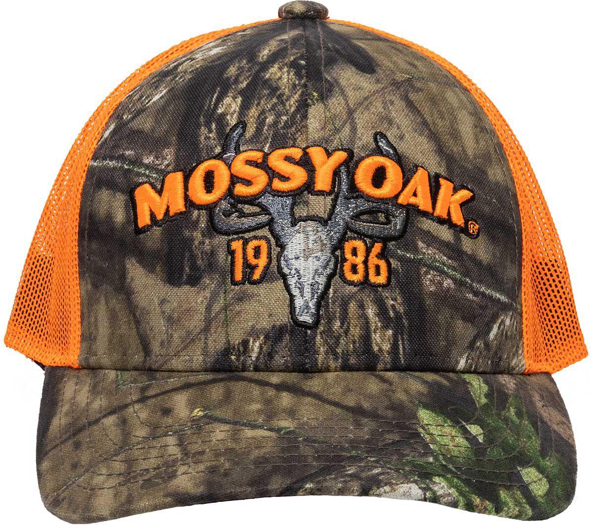 Outdoor Cap Co Youth Deer Skull Hat, Size: No Size, Mossy Oak Blaze thumbnail