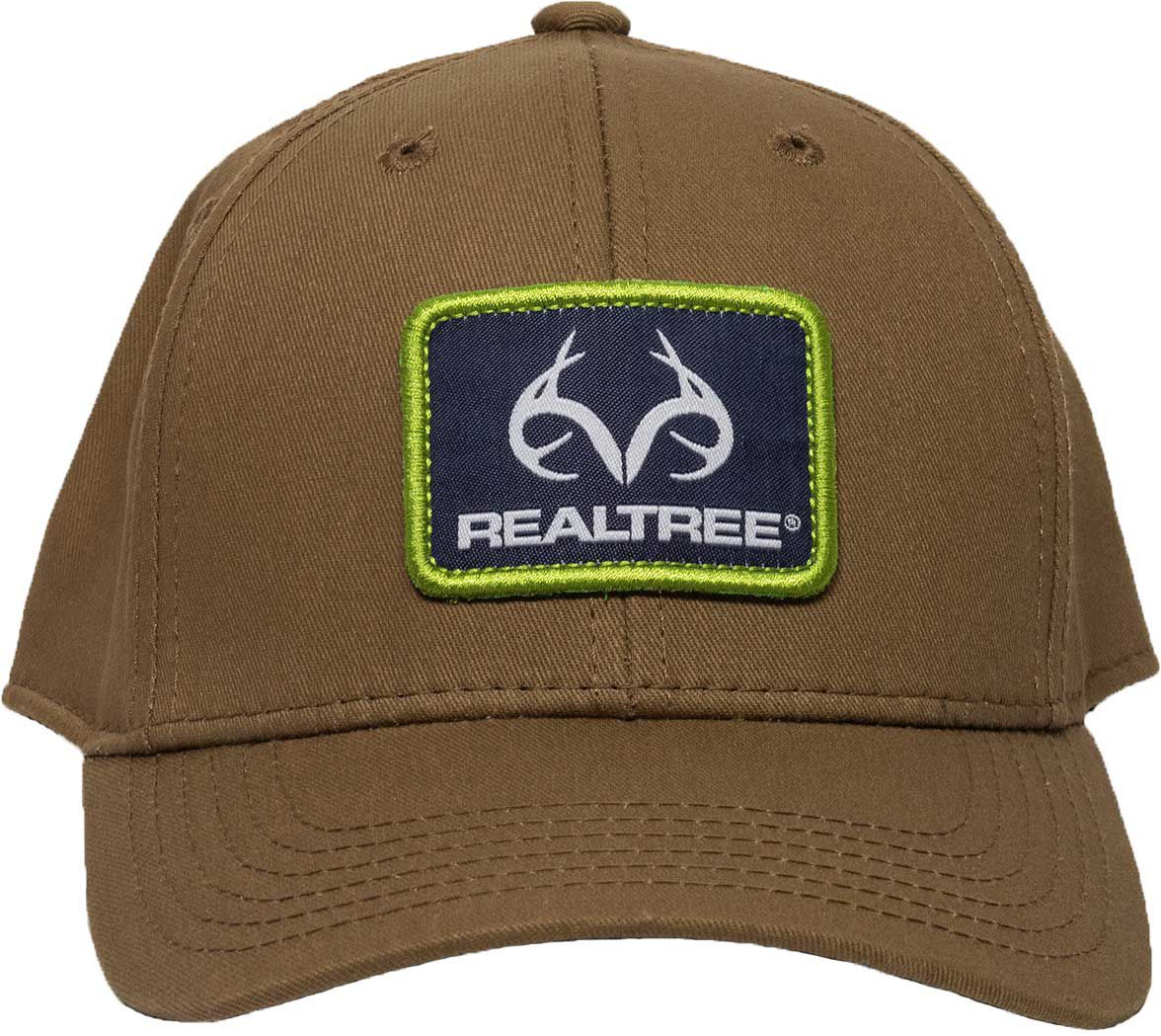 Outdoor Cap Co Youth Realtree Patch Hat, Size: No Size, Green