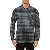 O'Neill Men's Chaos Long Sleeve Flannel Shirt