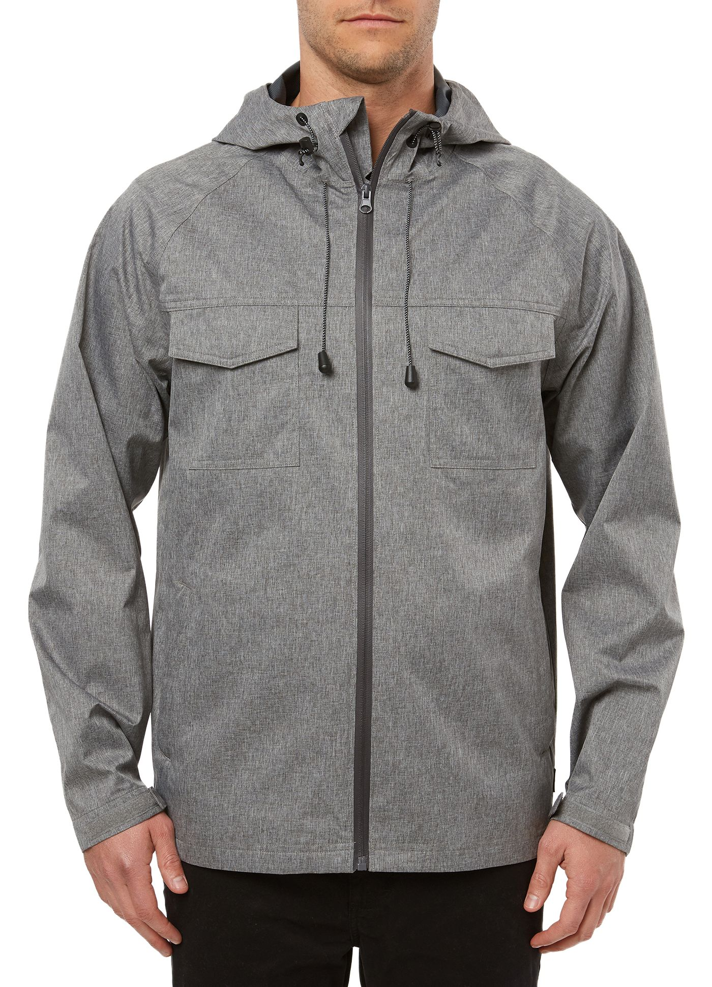 O' Neill Men's Caspar Parka Full Zip Jacket