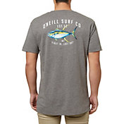 O'Neill Men's Fishtastic Short Sleeve T-Shirt