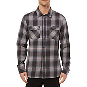 O'Neill Men's Highlands Long Sleeve Flannel Shirt