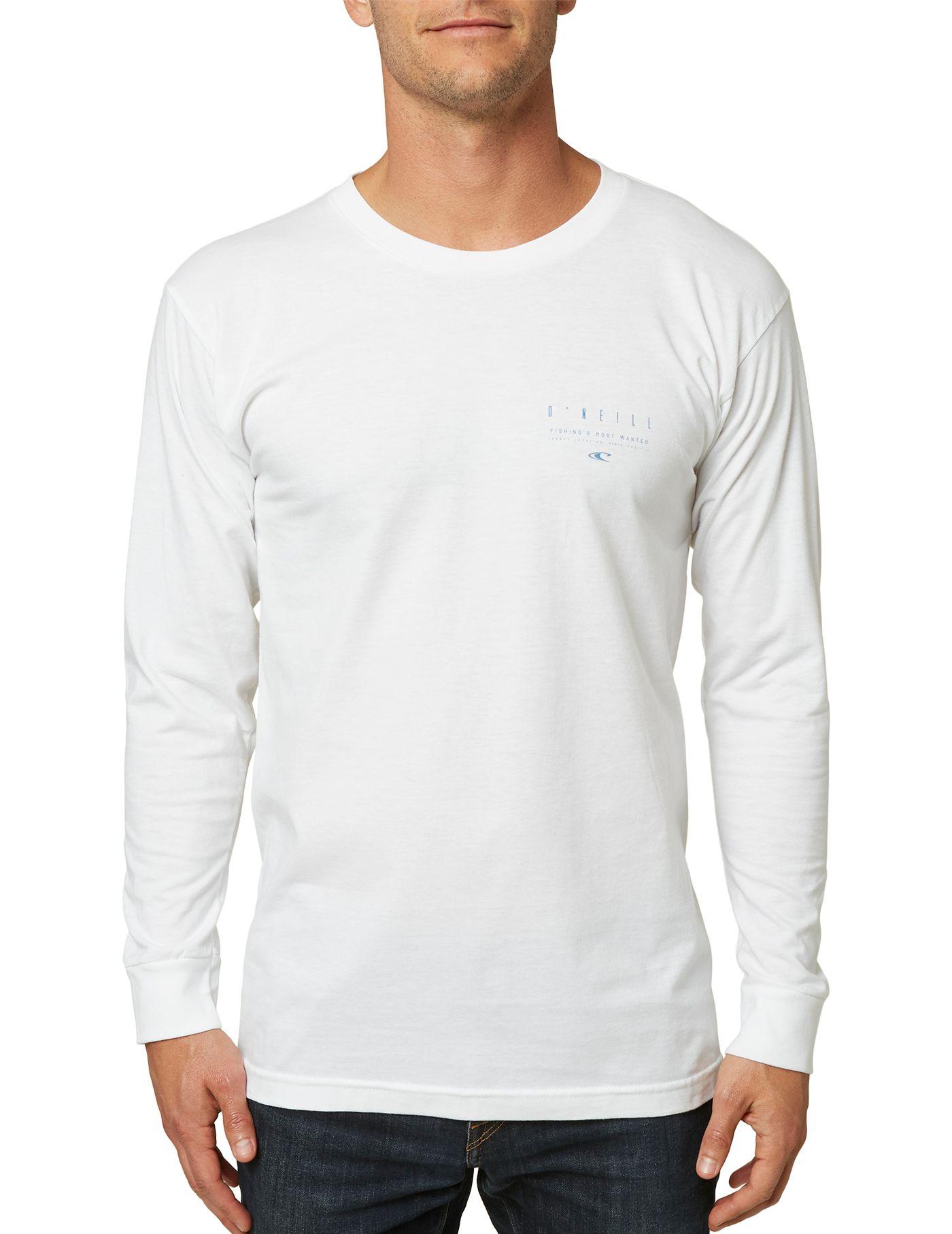 O'Neill Men's Most Wanted Long Sleeve T-Shirt