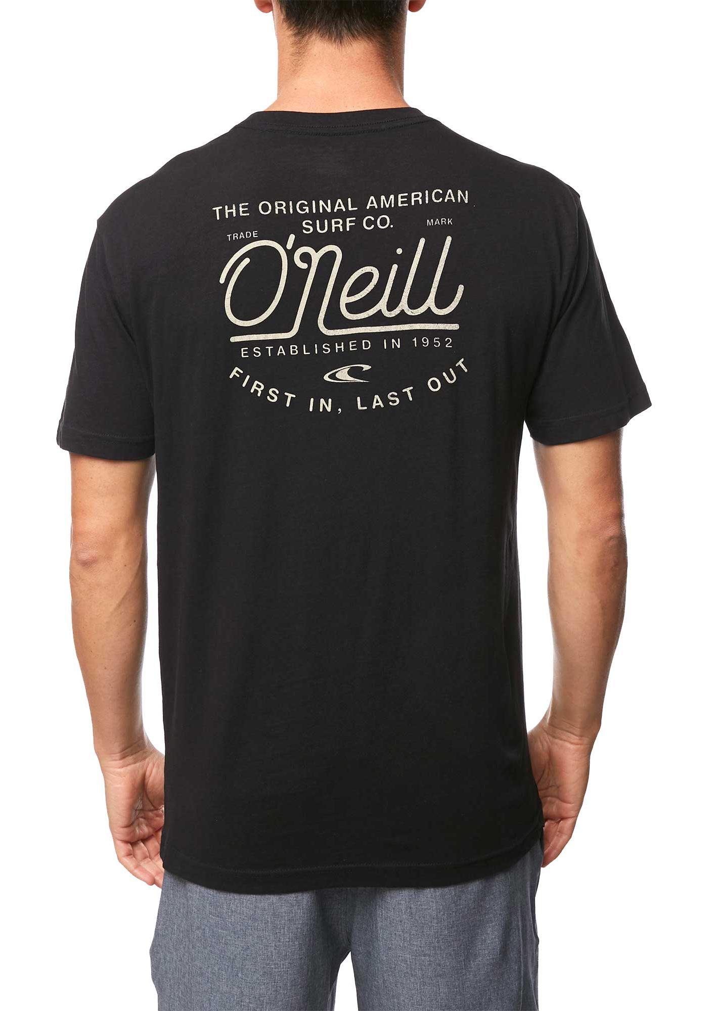 O'Neill Men's Moves Short Sleeve T-Shirt