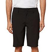 O'Neill Men's Reverse Solid Hybrid Shorts