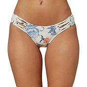 O'Neill Women's Batik Floral Active Swimsuit Bottoms