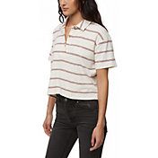 O'Neill Women's Ace Cropped Polo