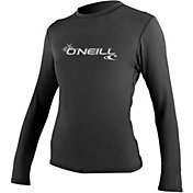 O'Neill Women's Basic Long Sleeve Rash Guard