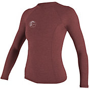O'Neill Women's Hybrid Long Sleeve Rash Guard