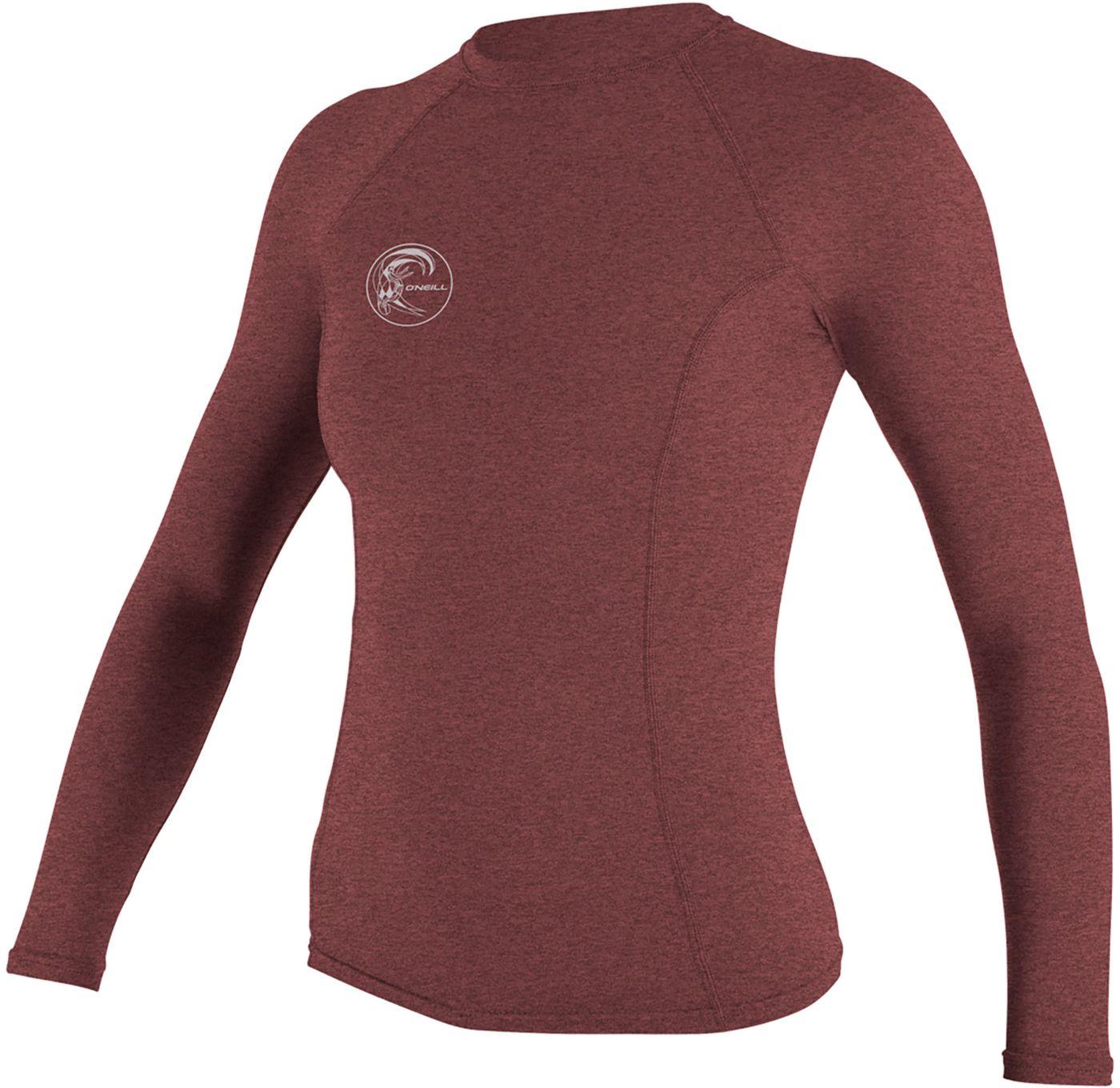 O'Neill Women's Hybrid Long Sleeve Rash Guard