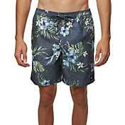 O'Neill Men's Lost Paradise Volley Cruiser Shorts