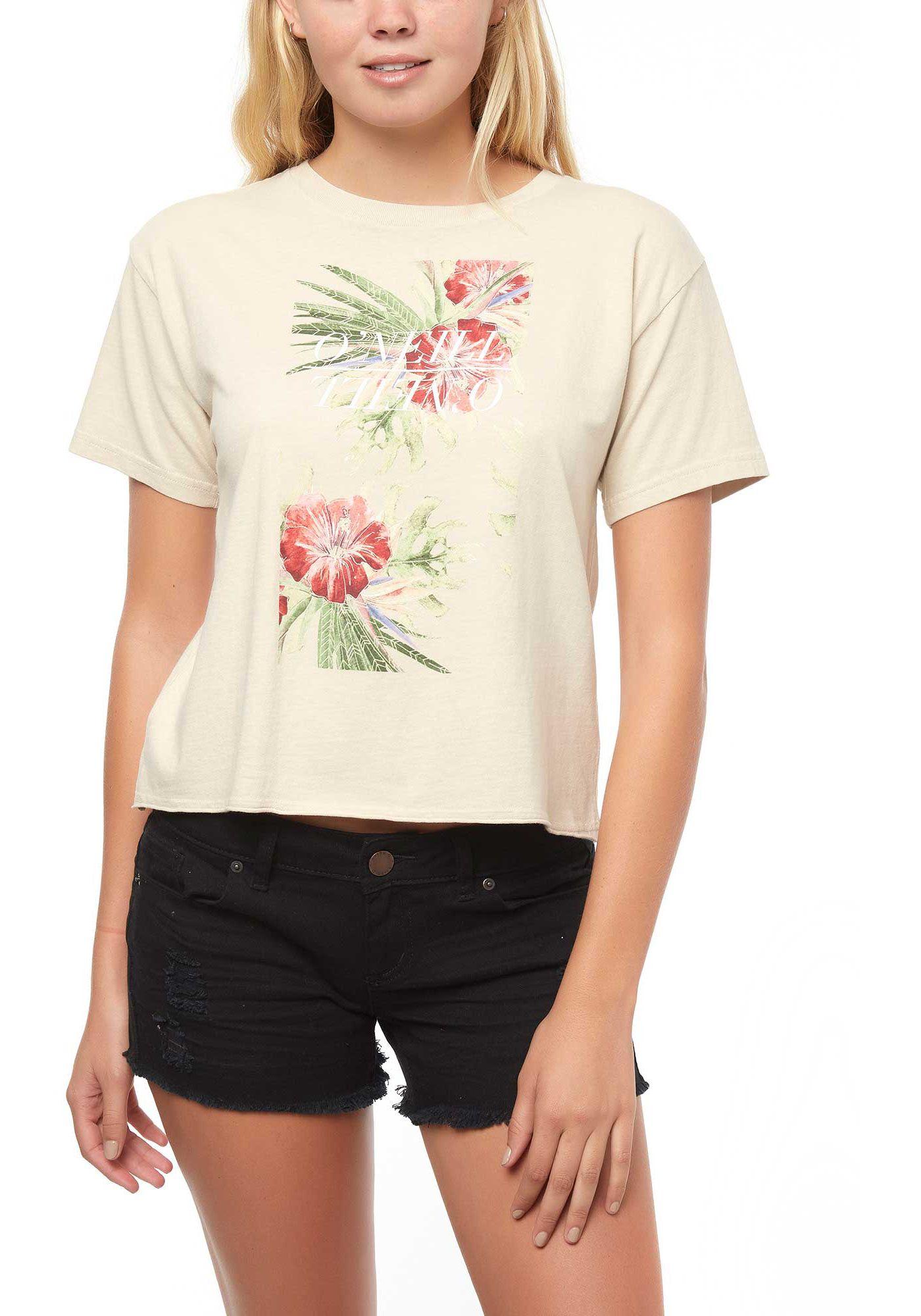 O'Neill Women's Mirrors Short Sleeve T-Shirt