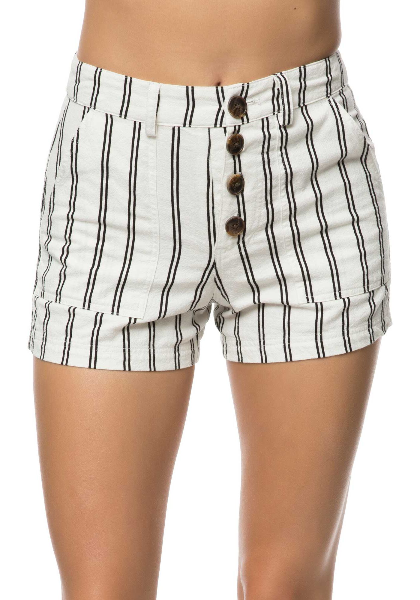 O'Neill Women's Morrison Stripe Shorts