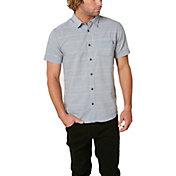 O'Neill Men's Pico Stripe Woven Button Down Shirt