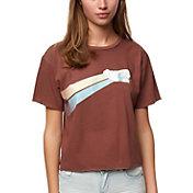 O'Neill Women's Surf Club Short Sleeve T-Shirt