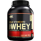 Optimum Nutrition Gold Standard 100% Whey Protein Powder Vanilla Ice Cream 5 lbs.