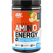 Optimum Nutrition Essential Amino Energy Tangerine 30 Servings