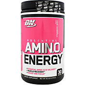 Optimum Essential Amino Energy Strawberry Burst 30 Servings
