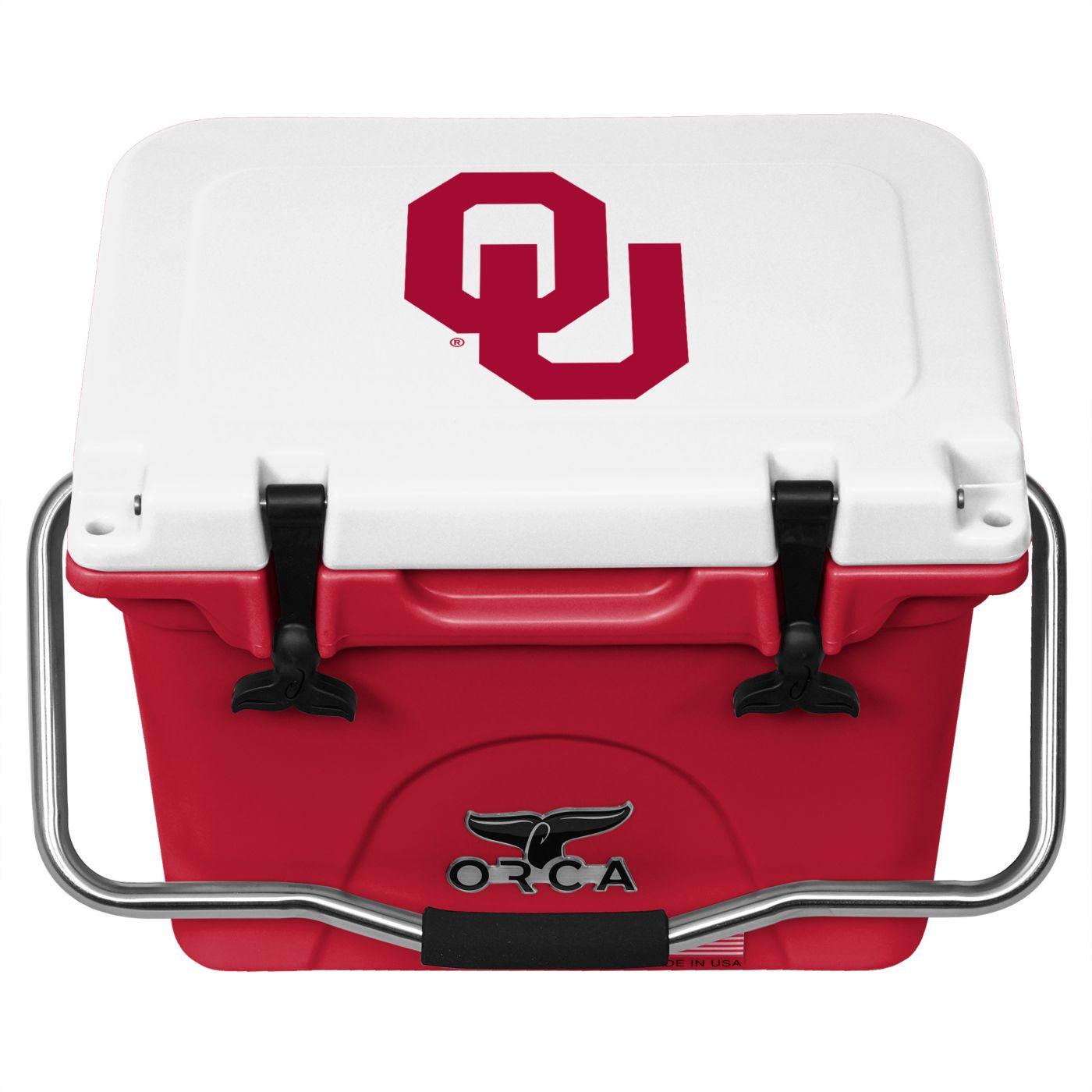 ORCA Oklahoma Sooners 20qt. Cooler