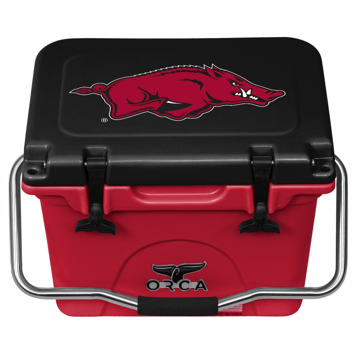 ORCA Arkansas Razorbacks 20qt. Cooler