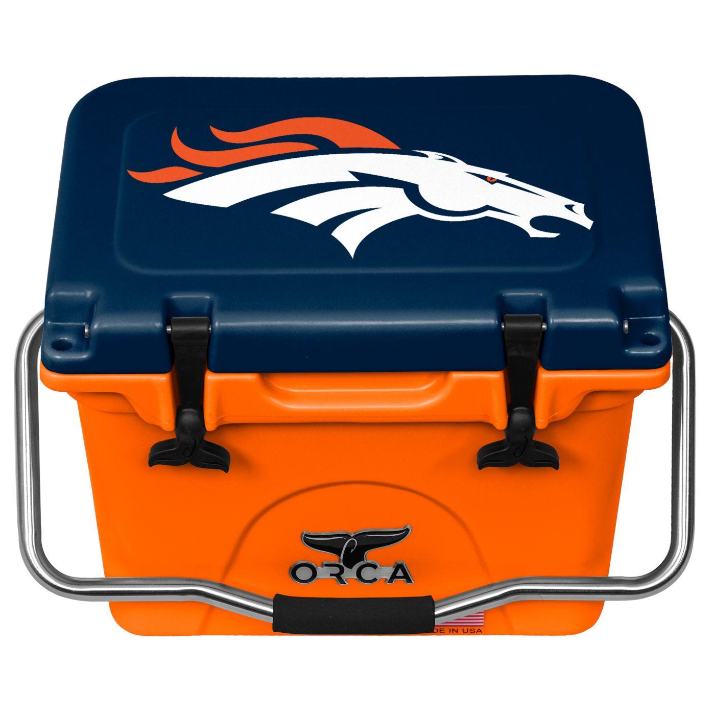 ORCA Denver Broncos 20qt. Cooler