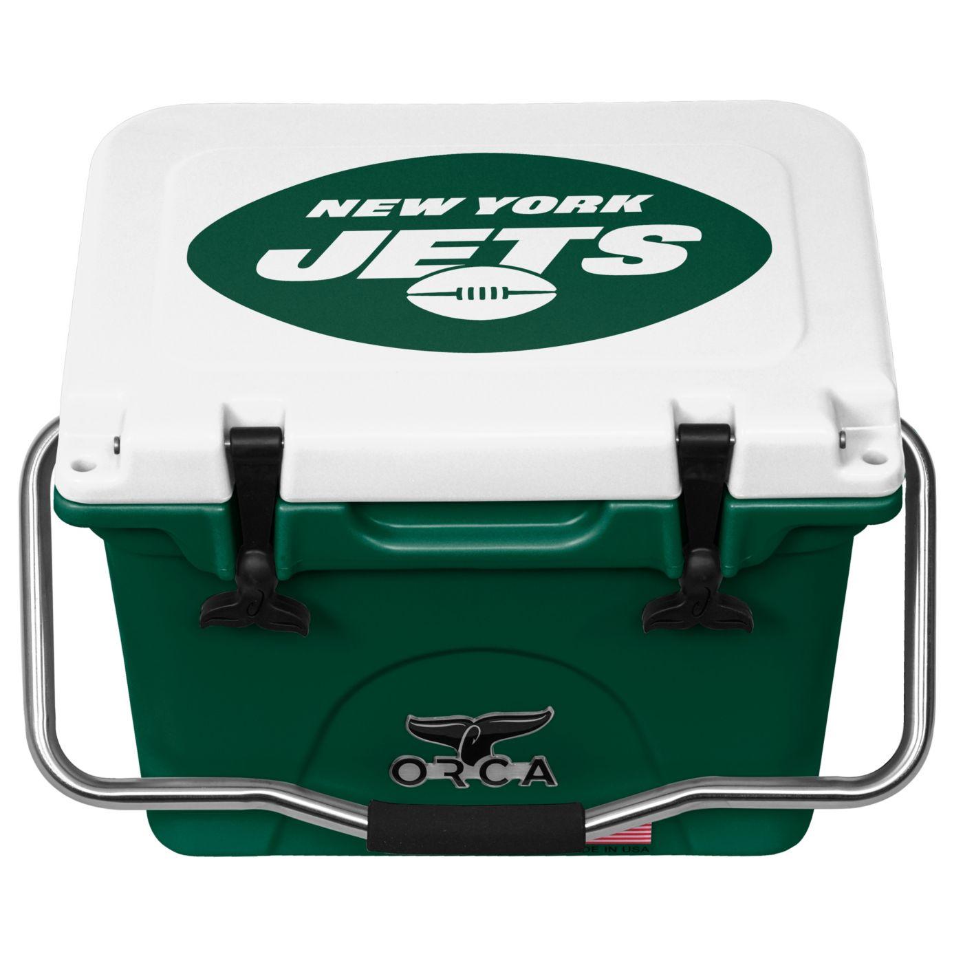 ORCA New York Jets 20qt. Cooler