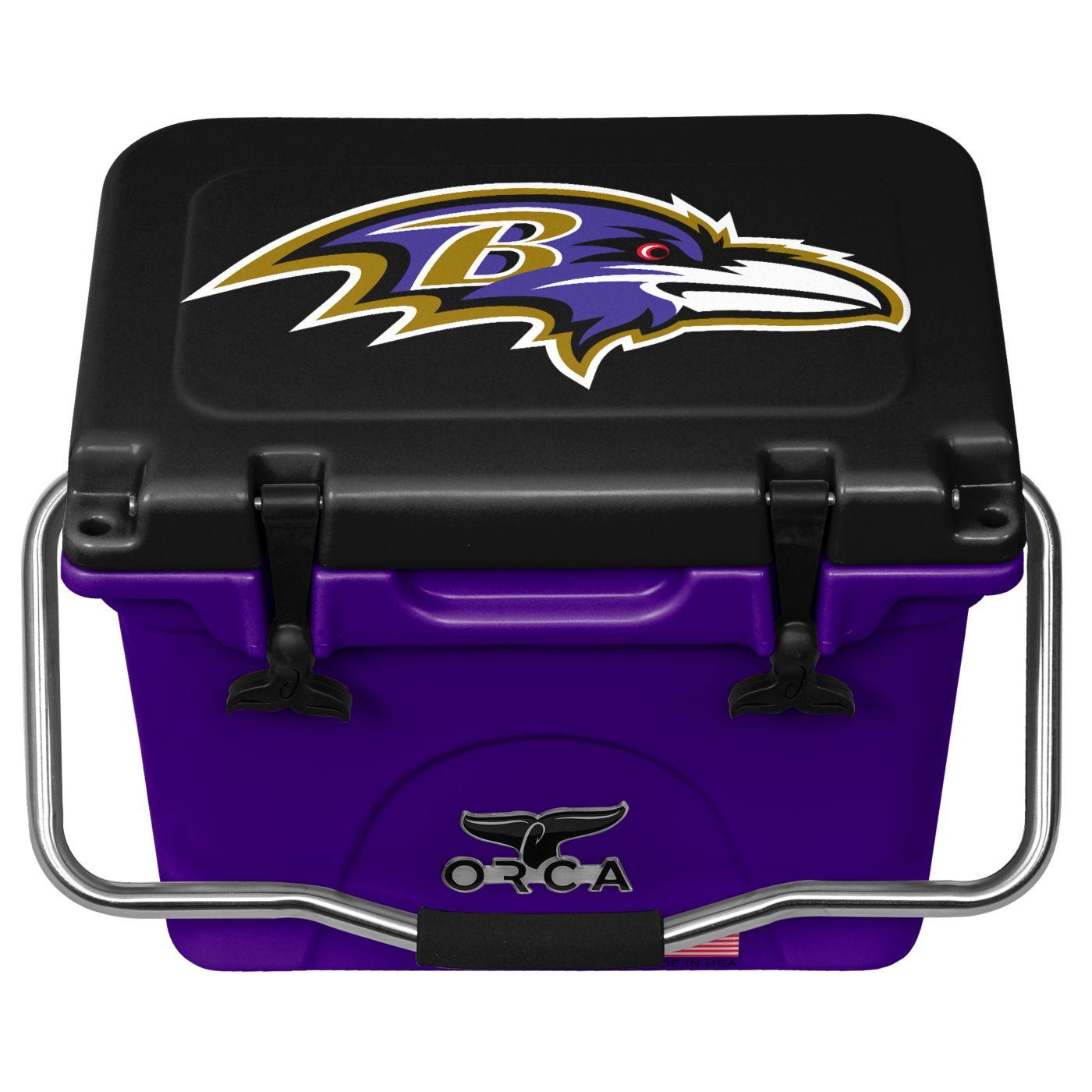 ORCA Baltimore Ravens 20qt. Cooler