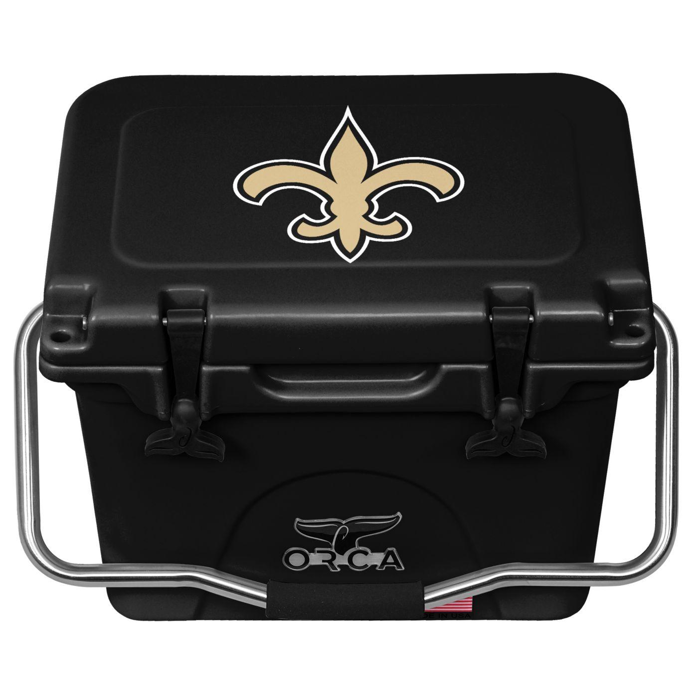ORCA New Orleans Saints 20qt. Cooler