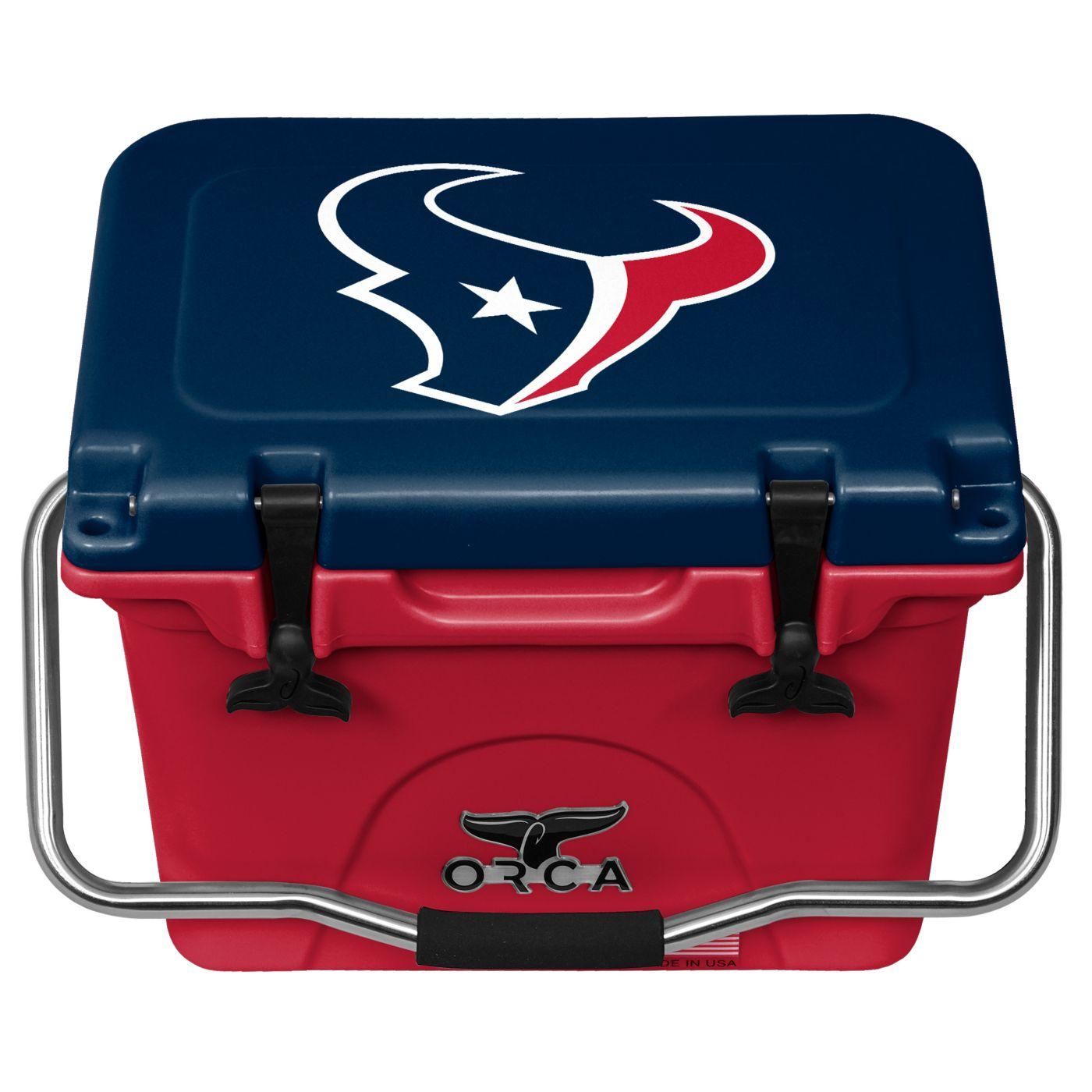 ORCA Houston Texans 20qt. Cooler