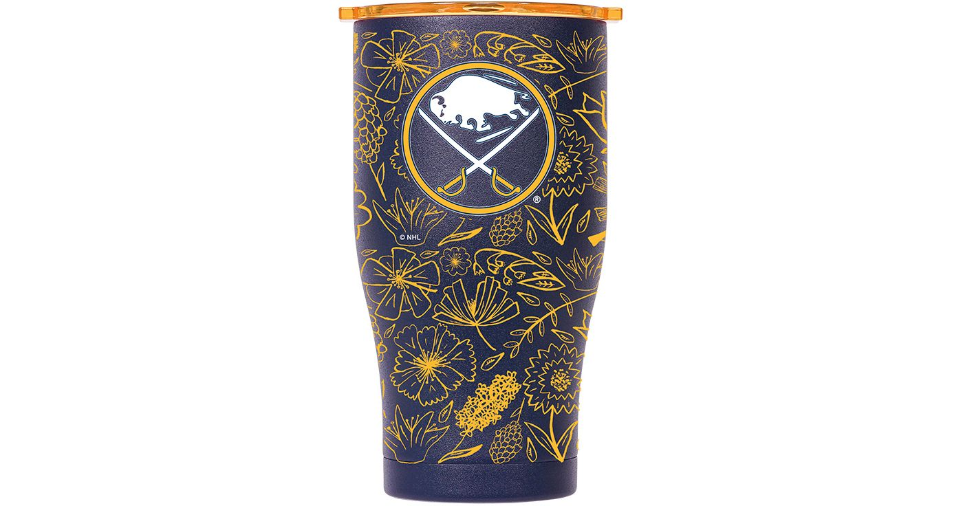 ORCA Buffalo Sabres Floral 27oz. Chaser Water Bottle