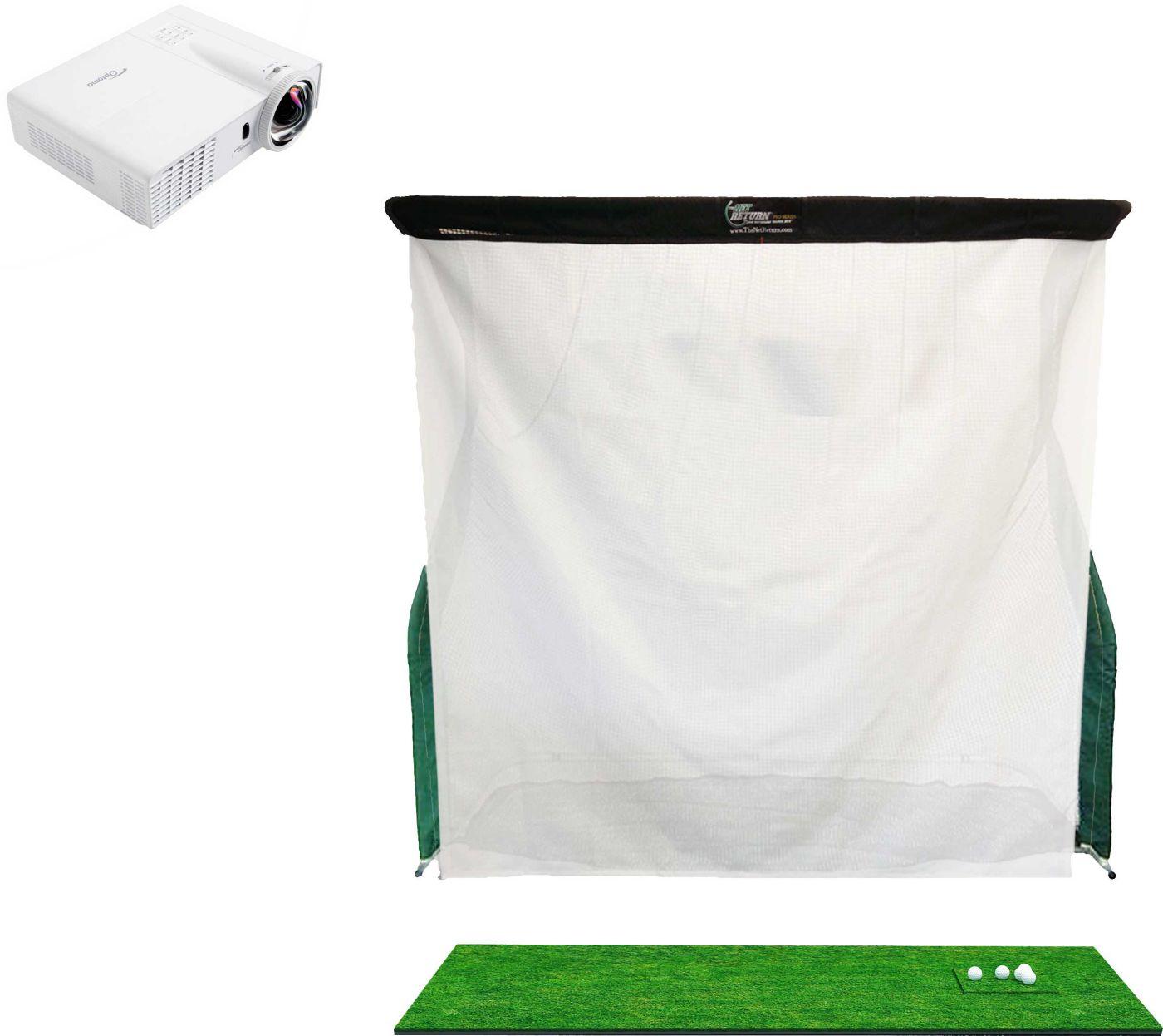 OptiShot Golf-In-A-Box 3 Golf Simulation Kit