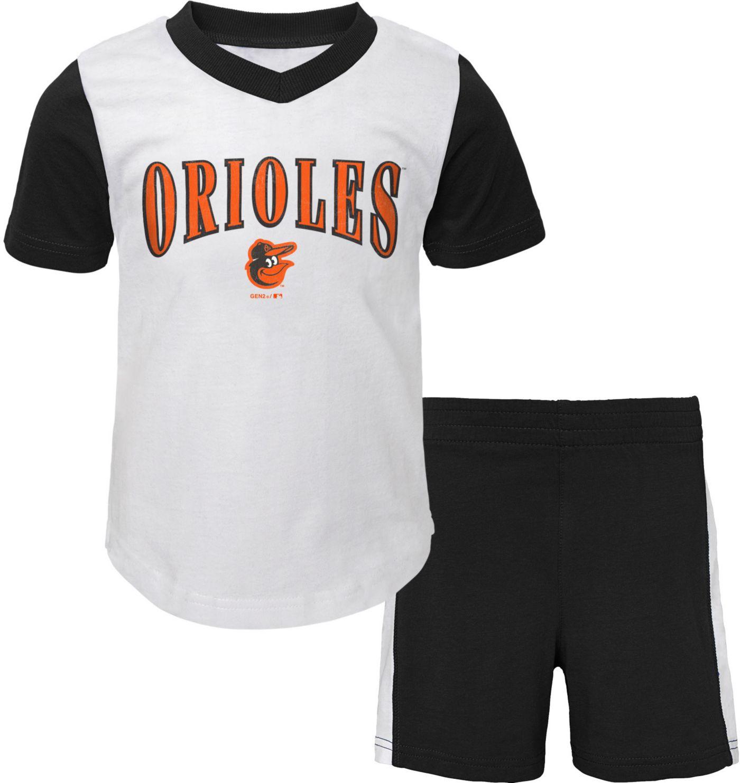 Gen2 Infant Baltimore Orioles Shorts & Top Set