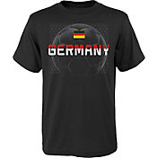 Outerstuff Youth Germany Penalty Kick Black T-Shirt