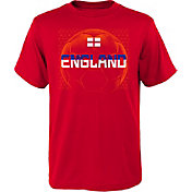 Outerstuff Youth England Penalty Kick Red T-Shirt