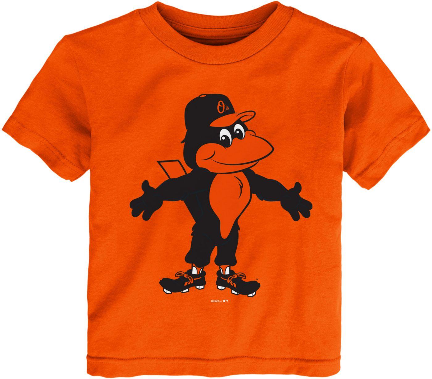 Gen2 Toddler Baltimore Orioles Mascot T-Shirt