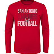Gen2 Youth San Antonio Commanders Hot Streak Red Long Sleeve Shirt
