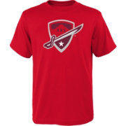Gen2 Youth San Antonio Commanders Primary Logo Red T-Shirt