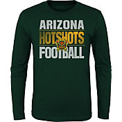 Gen2 Youth Arizona Hotshots Hot Streak Green Long Sleeve Shirt
