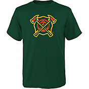 Gen2 Youth Arizona Hotshots Primary Logo Green T-Shirt