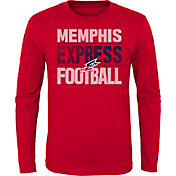 Gen2 Youth Memphis Express Hot Streak Red Long Sleeve Shirt