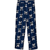 Gen2 Youth Milwaukee Brewers Team Logo Pajama Pants