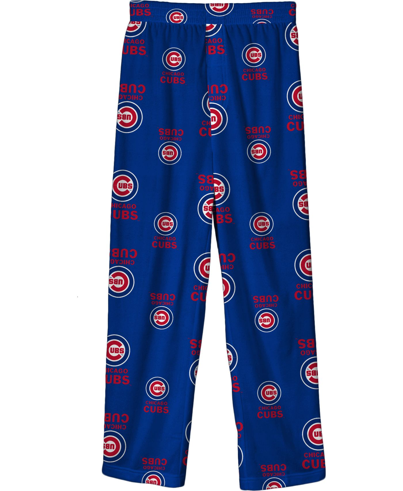 Gen2 Youth Chicago Cubs Team Logo Pajama Pants