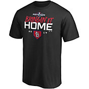 "Majestic Youth St. Louis Cardinals 2019 LDS Clincher ""Bringin' It Home"" T-Shirt"