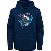 "Youth 2019 World Series Champions Washington Nationals ""Trophy Shark"" Hoodie"