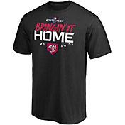 "Majestic Youth Washington Nationals 2019 LDS Clincher ""Bringin' It Home"" T-Shirt"