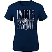 Gen2 Youth Girls' San Diego Padres T-Shirt