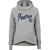 Gen2 Youth Girls' San Diego Padres Funnel Neck Pullover Hoodie