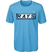 Gen2 Youth Tampa Bay Rays Switch Hitter Dri-Tek T-Shirt