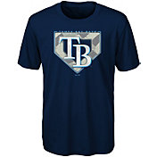 Gen2 Youth Tampa Bay Rays Starting Line-Up Dri-Tek T-Shirt